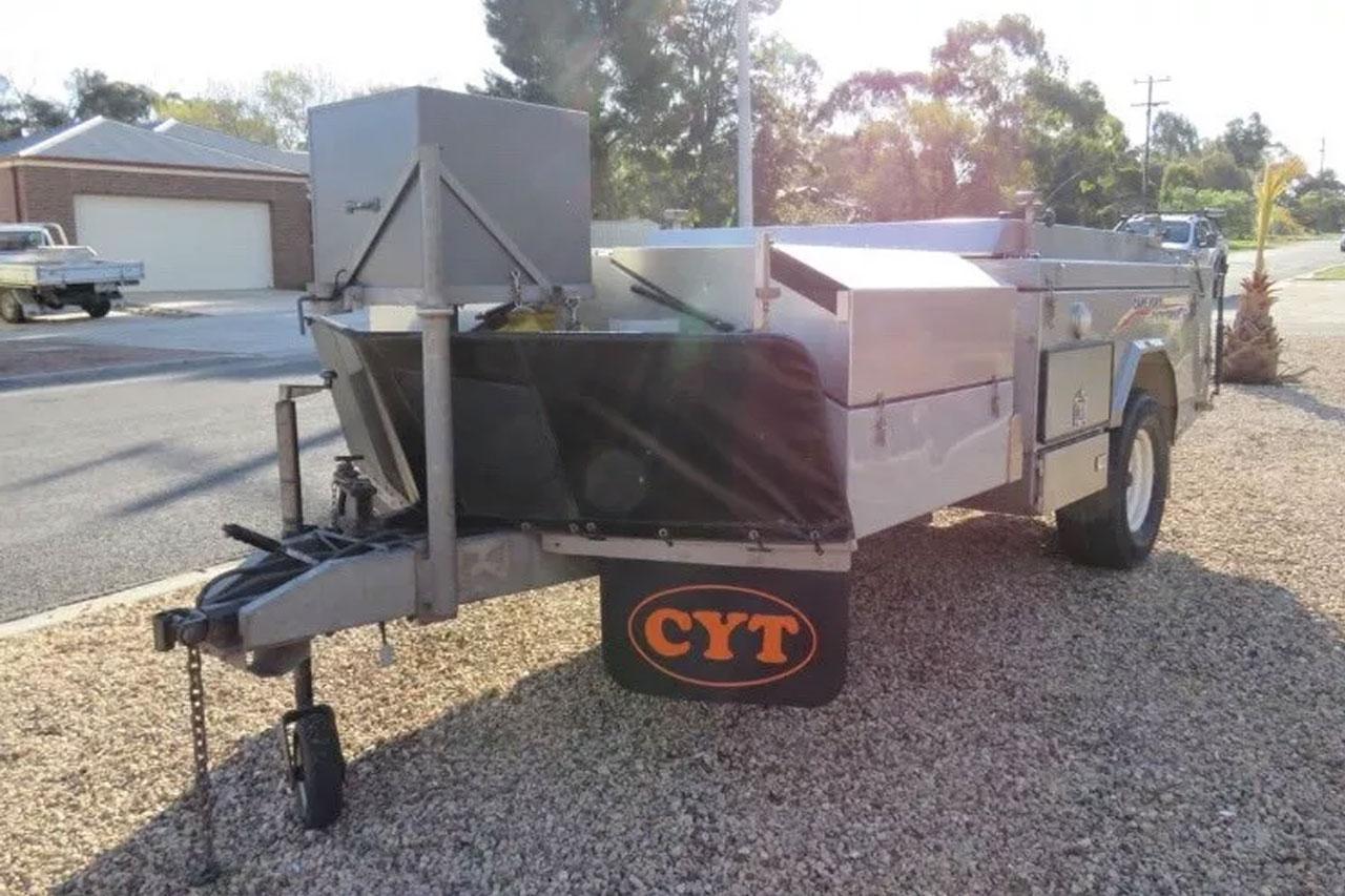Cape York Camper Trailer