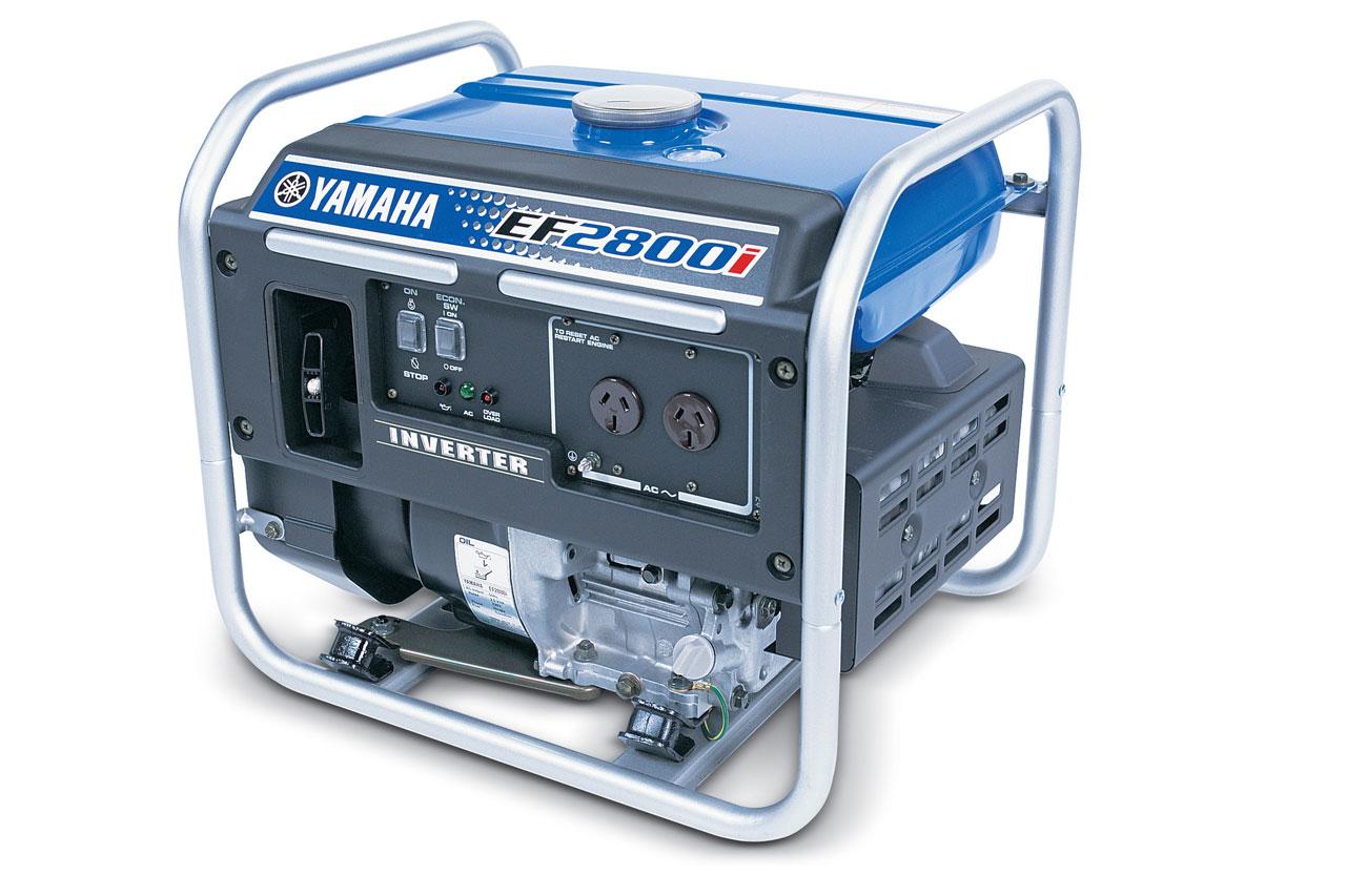 Used Yamaha Generator EF2800i